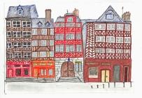 Rennes houses, 2014